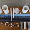 厂家低价直销远红外线陶瓷发热管/碳化硅管/黑体管