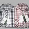 供应正品商务男士太平果休闲衬衫 修身百搭长袖衬衫